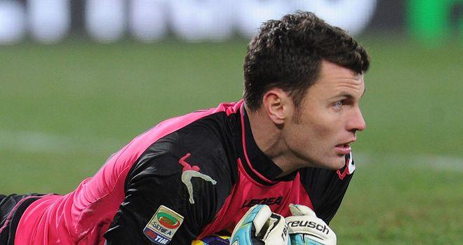 Daniele Padelli: Clean sheet against Napoli