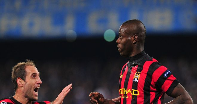 Pablo Zabaleta: Says life is different following the departure of Mario Balotelli