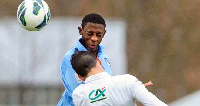 El Hadji Ba: Linked with move away from Le Havre