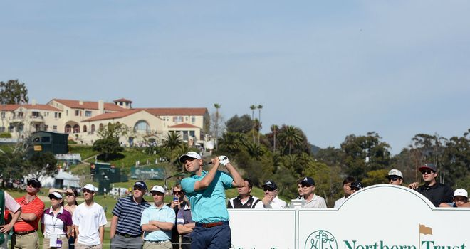 Bill Haas: Well-placed to defend his title at Riviera Country Club