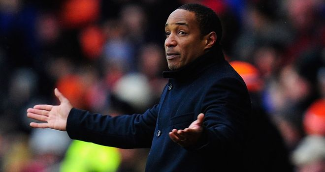 Paul Ince: Belief saw Blackpool through