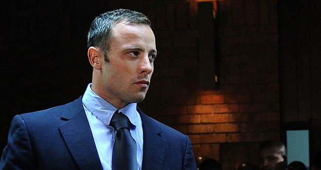Oscar Pistorius: Not in court on Thursday