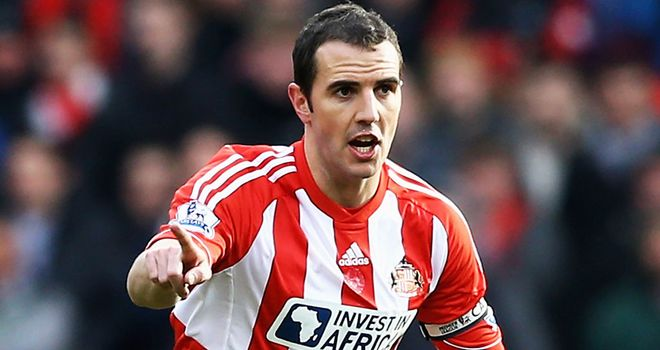 John O'Shea: Concerned by Sunderland's latest slump in form