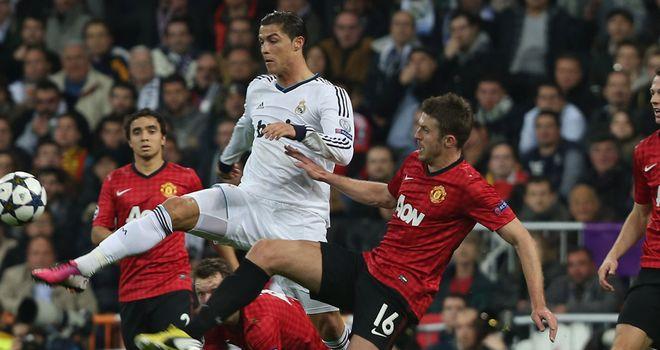 Michael Carrick: Has praised 'respectful' Ronaldo for muted celebration