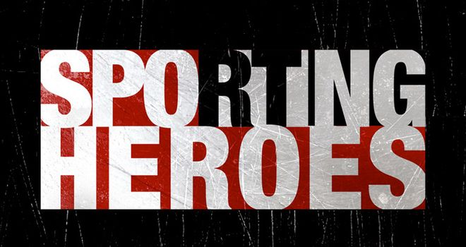 Sporting Heroes: 10pm, Wed, Sky Sports 1 HD