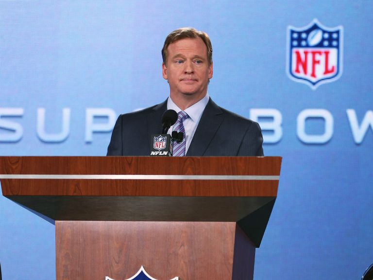 Roger Goodell: Impressed by the UK's NFL fans