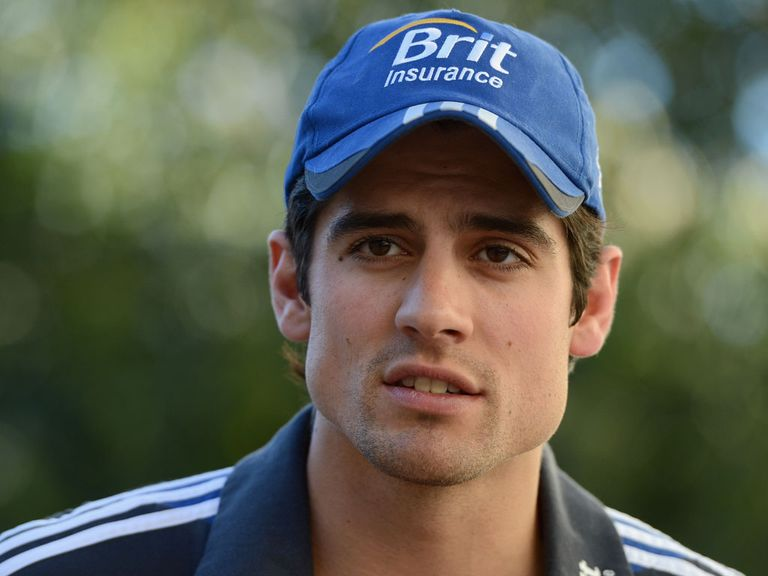 Alastair Cook is happy to be joining a winning camp in New Zealand