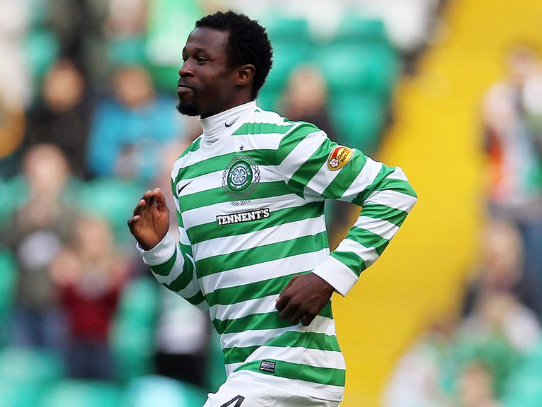 Efe Ambrose: Says Kris Commons has apologised for his criticism after the Juventus defeat
