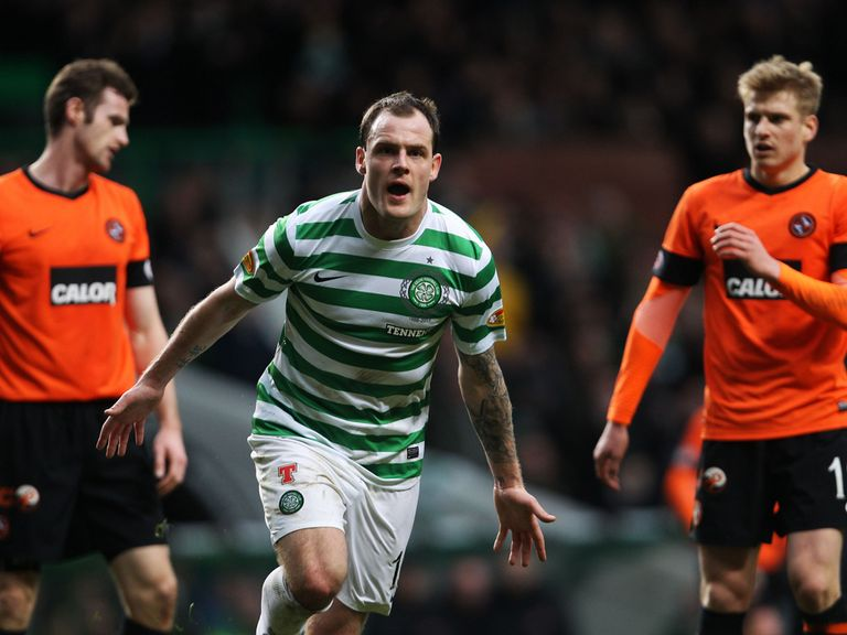 Anthony Stokes: Keeping his focus