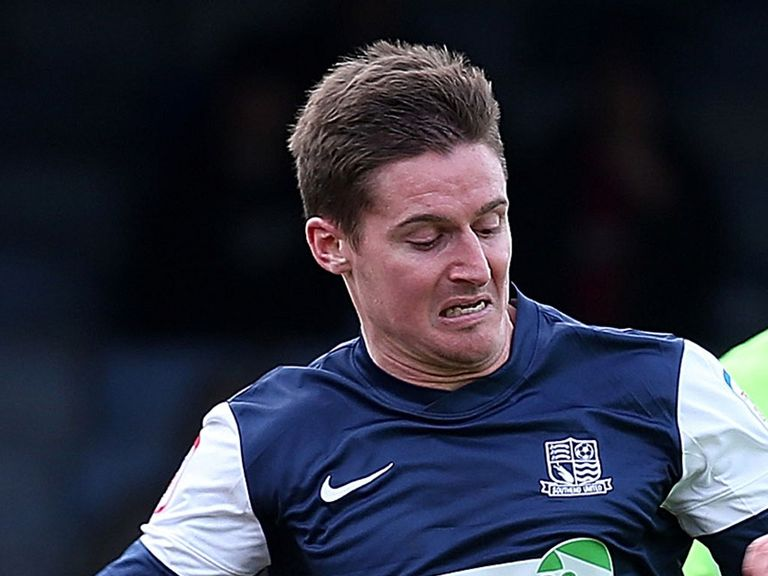Barry Corr: Scored for Southend