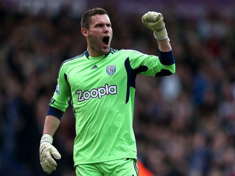 Ben Foster: Available again for England