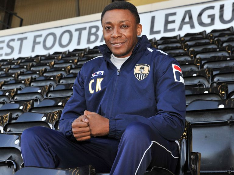 Chris Kiwomya: Appointed until the end of the season