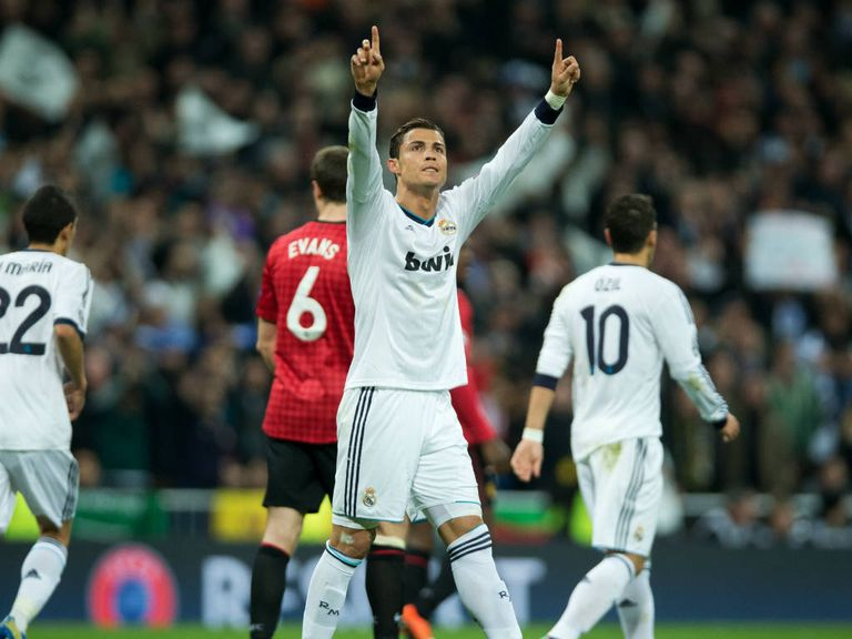 Cristiano Ronaldo: Hoping to score at Old Trafford