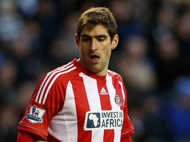 Danny Graham: Yet to score for Sunderland
