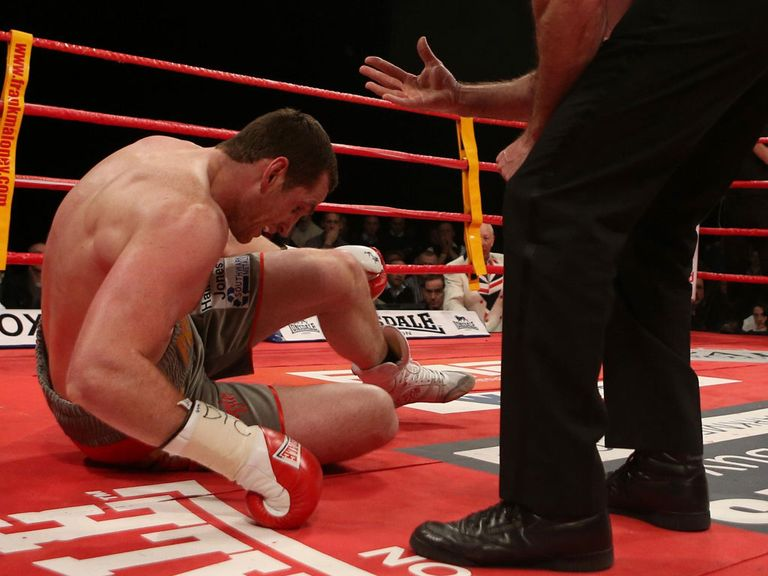 David Price: Suffered a shock defeat at the weekend