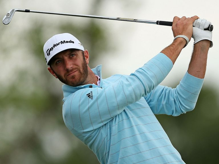 Dustin Johnson: Looks ready to win a major