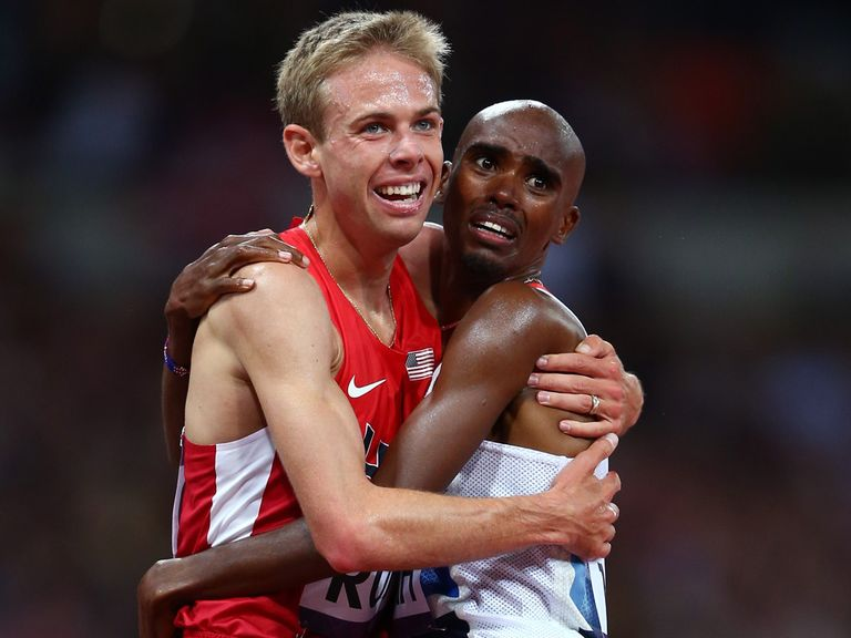 Rupp and Farah: Will be rivals again this summer