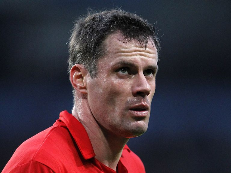 Jamie Carragher: Stands by his decision
