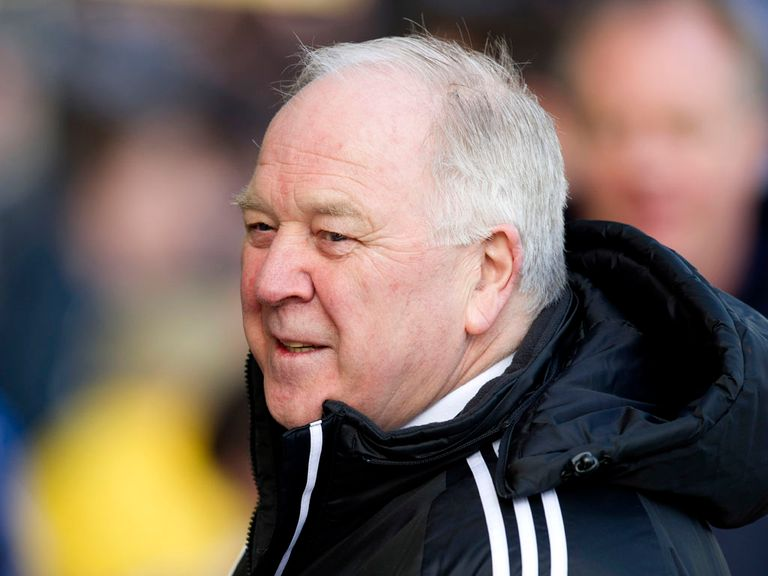 Craig Brown: Will stand down as Aberdeen manager