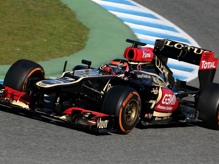 Kimi Raikkonen: Set the pace on Friday in Jerez
