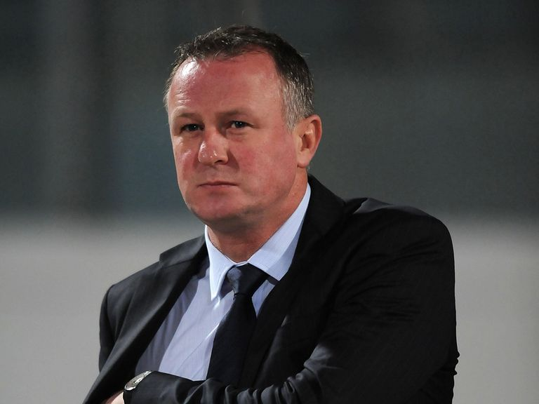 Michael O'Neill: 'We don't want it to be a beautiful game of football'
