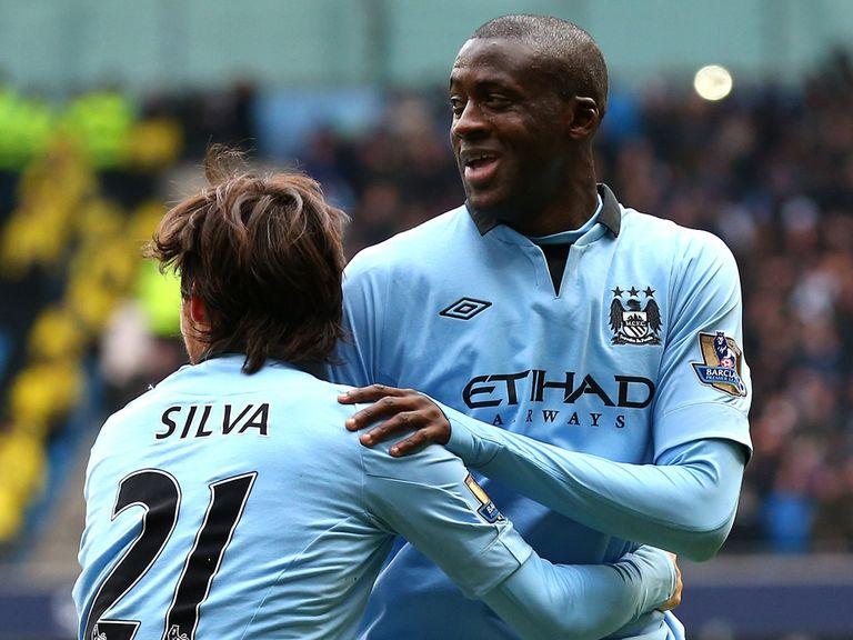 Yaya Toure: Signed new Manchester City deal