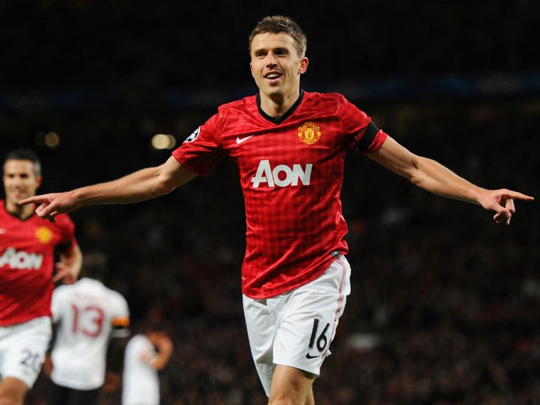 Michael Carrick: Geared up for Real Madrid return