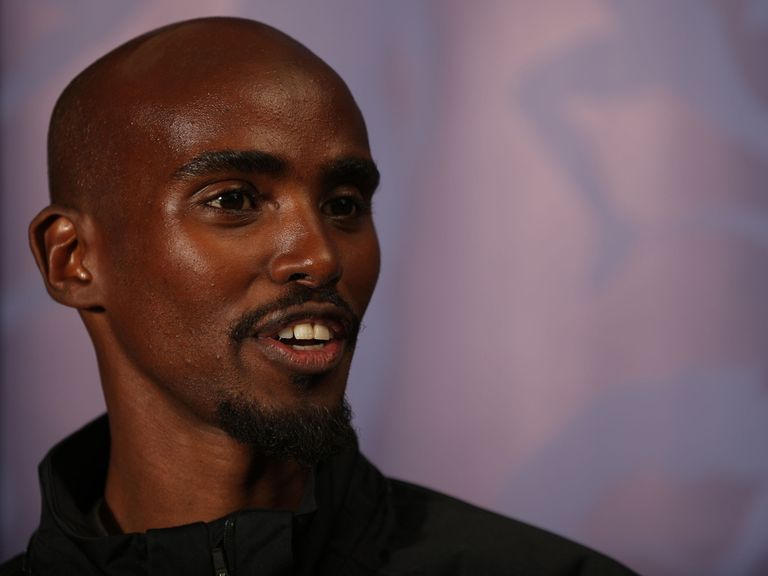 Mo Farah: Plans to run the full London Marathon next year