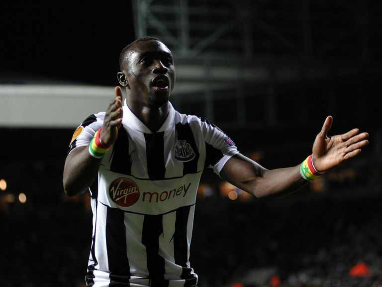Cisse is still confident Newcastle will progress
