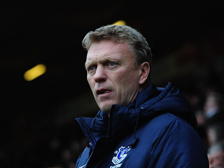 Moyes' side may have to wait for a breakthrough