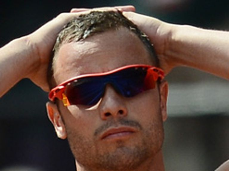 Oscar Pistorius: Pulled out of future races