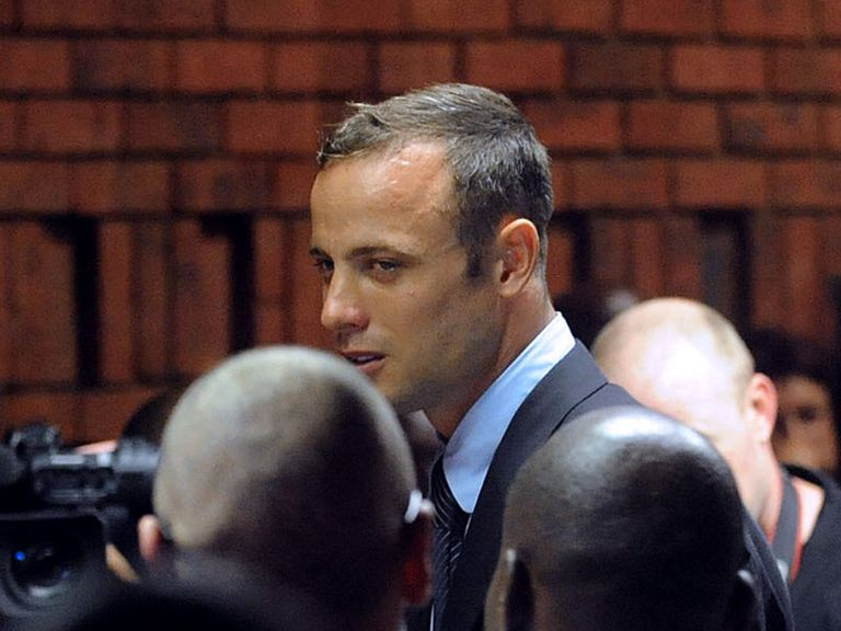 Pistorius: Second court appearance