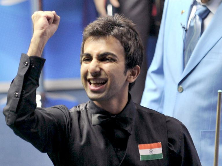 Pankaj Advani: Won again