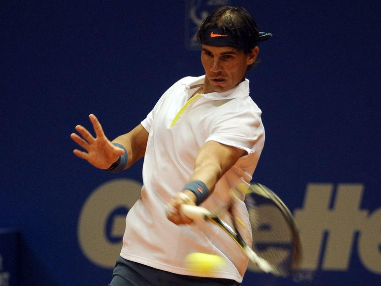 Rafael Nadal: Through to the quarter-finals