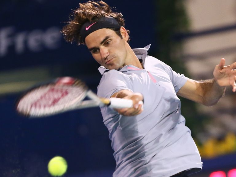 Roger Federer: Winning start in Dubai