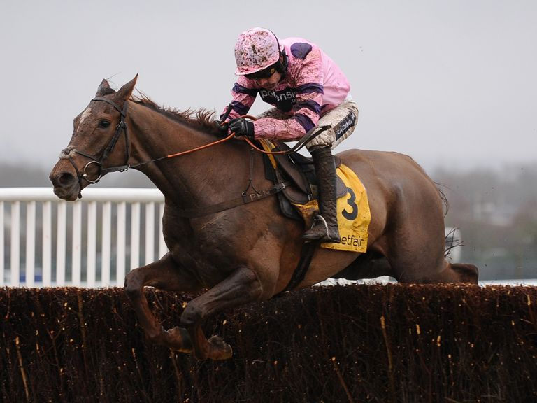 Silviniaco Conti: Into 6/1 for the Cheltenham Gold Cup