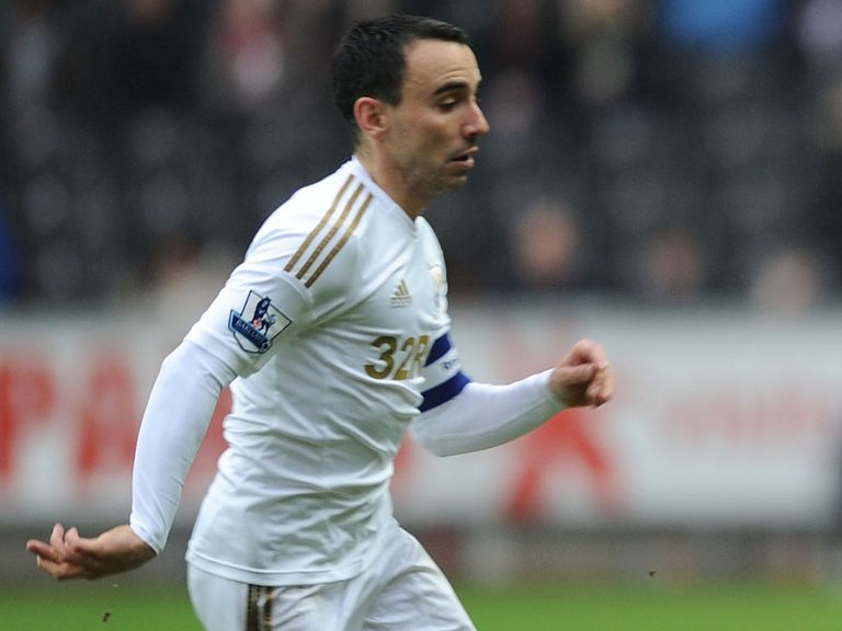 Leon Britton: Faces Wigan tonight
