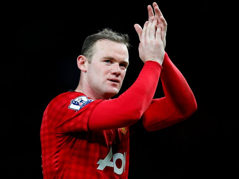 Wayne Rooney: PSG talk rejected