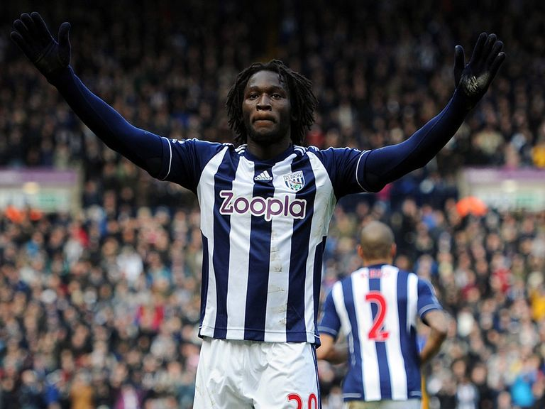Romelu Lukaku: Has caught the eye at West Brom