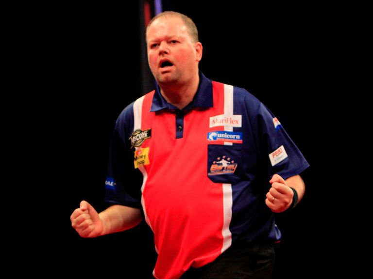 Raymond van Barneveld: Couldn't force victory against Phil Taylor