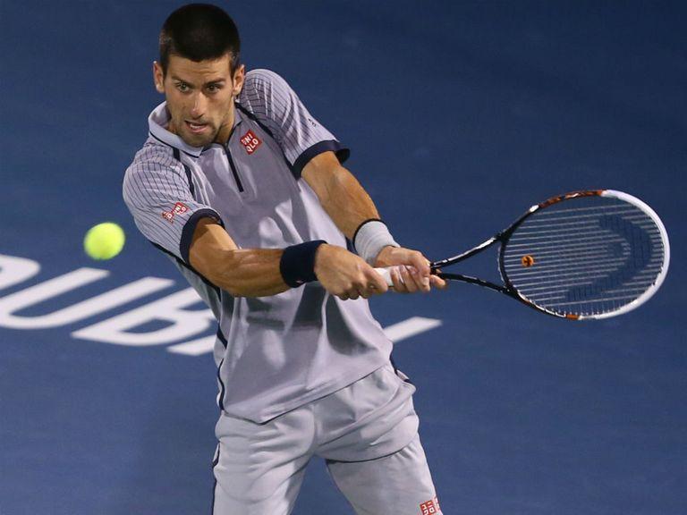 Novak Djokovic: Winning return to action