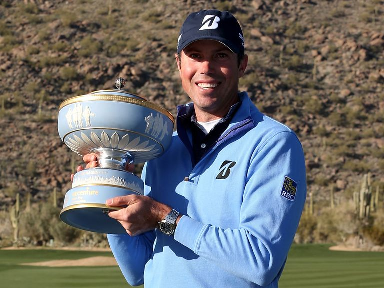 Matt Kuchar: Beat Hunter Mahan 2&1