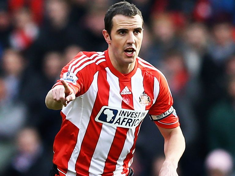 John O'Shea: Impressed by Paolo Di Canio's summer signings