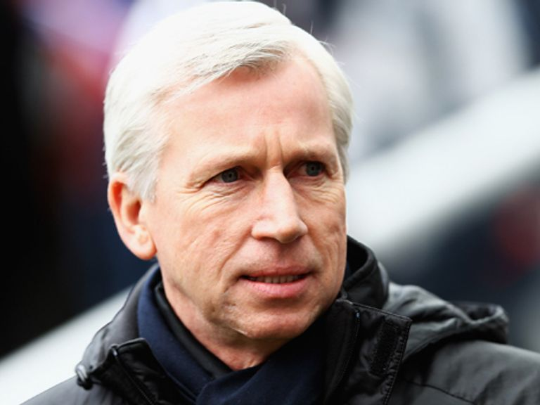 Pardew praises Saints