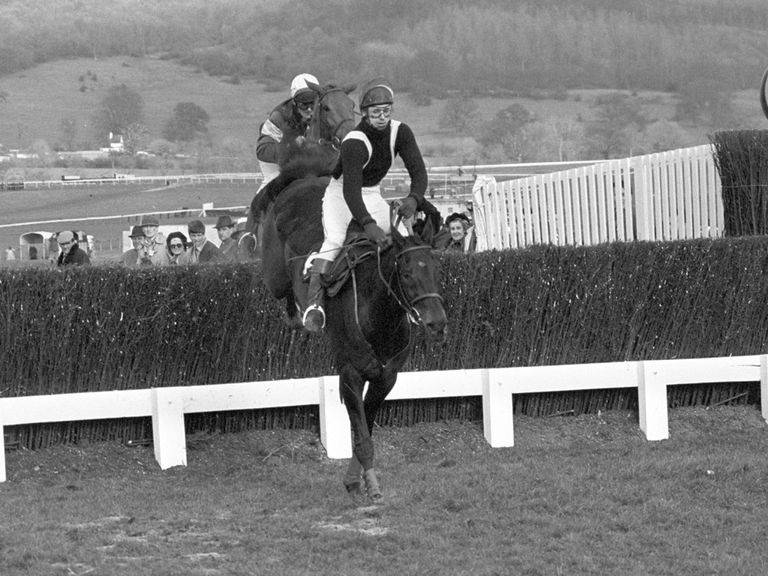 Silver Buck and Bregawn - two of the heroes from Ord's childhood