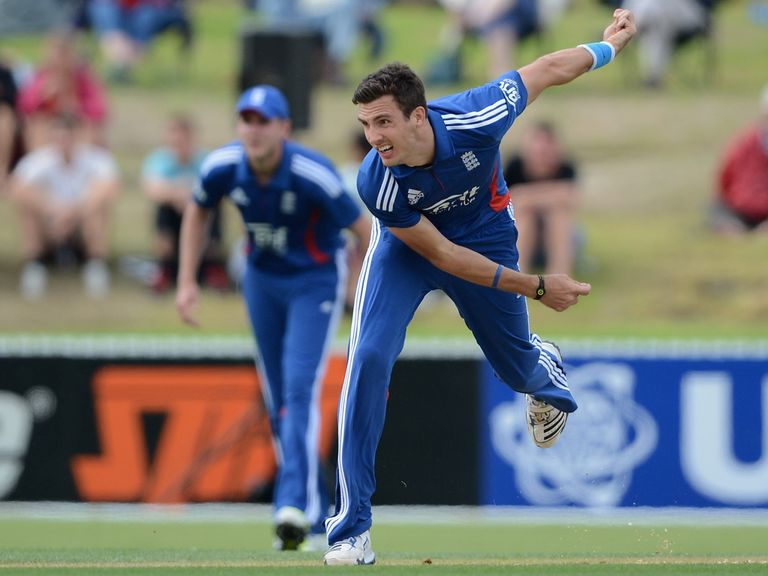 Steven Finn: Working on a shorter run up