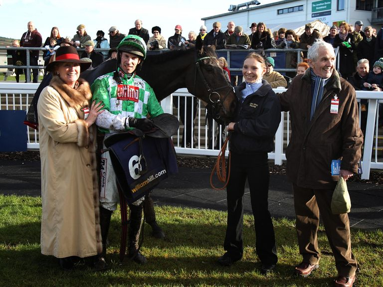 Medinas: Likely to be aimed at the Cheltenham Festival