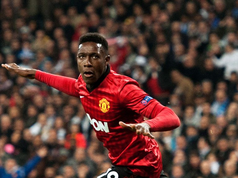 Danny Welbeck: Found the net in draw against Madrid