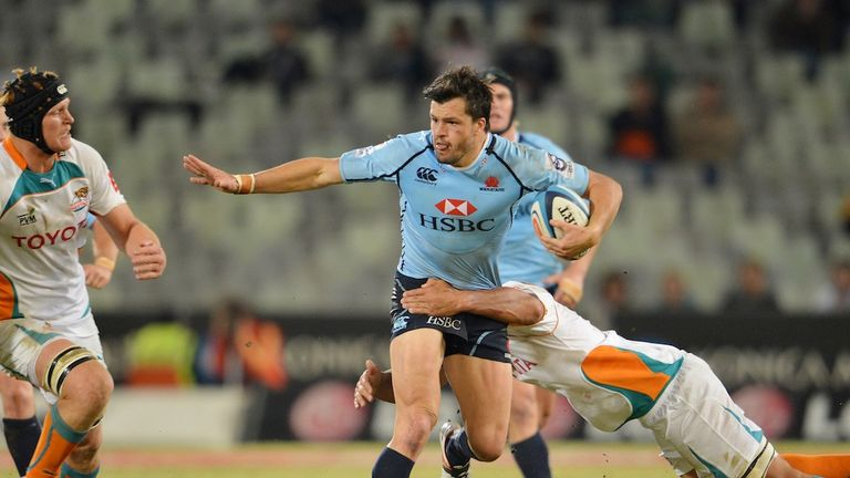 Adam Ashley-Cooper: Has agreed a new deal with the Waratahs