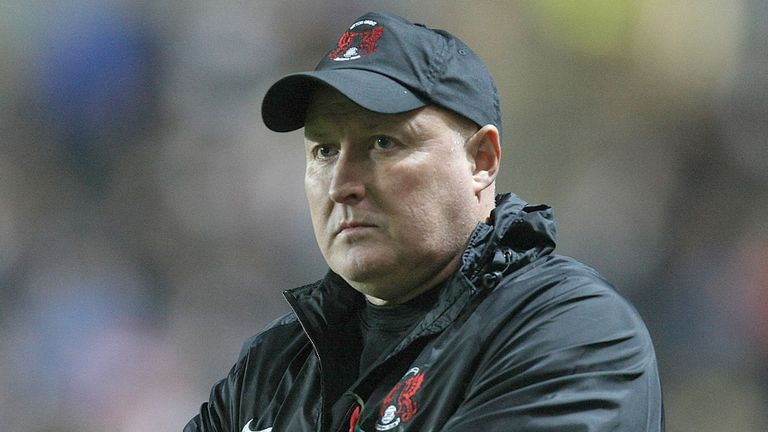 Russell Slade: Pleased with his charges